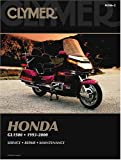 Honda Gl1500, 1993-2000 (Clymer Motorcycle Repair)