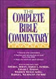 The Complete Bible Commentary (0785208550) by Dobson, Ed