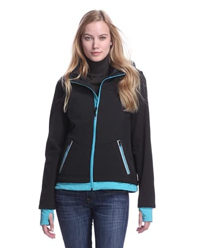 Halifax Women's Softshell Two-Fer Jacket