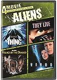 4-Movie Midnight Marathon Pack: Aliens [DVD]