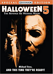 Halloween 5 - The Revenge Of Michael Myers Divimax Edition by Starz / Anchor Bay