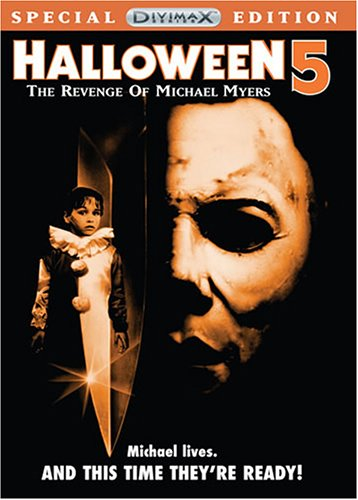 Halloween 5: Revenge of Michael Myers [DVD] [Region 1] [US Import] [NTSC]