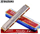 Suzuki Mouthorgan Harmonica 24-C - Best Reviews Guide