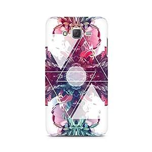 Ebby Dream Triangles Premium Printed Case For Samsung J5 2016 Version