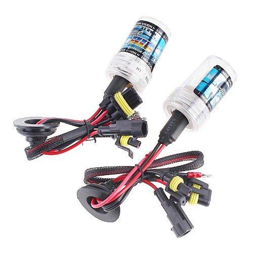 Car Xenon Replacement H1 6000K Hid Conversion Kit Headlight Lamp