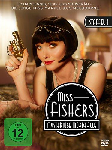 Miss Fishers mysteriöse Mordfälle - Staffel 1 [5 DVDs] hier kaufen