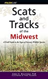 img - for Scats and Tracks of the Midwest: A Field Guide to the Signs of Seventy Wildlife Species (Scats and Tracks Series) book / textbook / text book