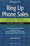 img - for Ring Up Phone Sales book / textbook / text book