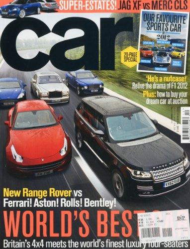 Car [UK] December 2012 (single issue)
