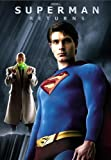 Superman Returns - 2 Disc Special Edition (Limited Edition Lex Luthor Sleeve - Exclusive To Amazon.co.uk) [DVD] [2006]