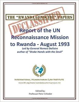 rwandan genocide research paper