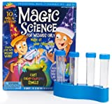 POOF-Slinky 0SA247 Scientific Explorer Magic Science for Wizards Only Kit, 9- Activities