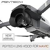 PGYTECH Lens Camera Protector for Mavic Pro Sun Shade Glare Shield Gimbal Shade Camera Mavic Pro Lens Hood Anti Flare