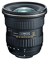 Tokina AT-X11-20mm F2.8 Pro Dx Lens For Nikon with Hood