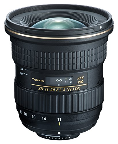Tokina AT-X 11-20mm PRO DX F2.8 Nikon