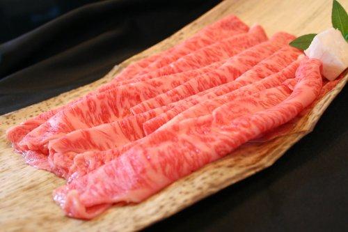 神戸牛しゃぶしゃぶ肉 サーロイン