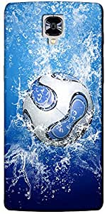 OnePlus 3 Back Cover, Designer Printed Back Case for OnePlus 3 - (Nainz)