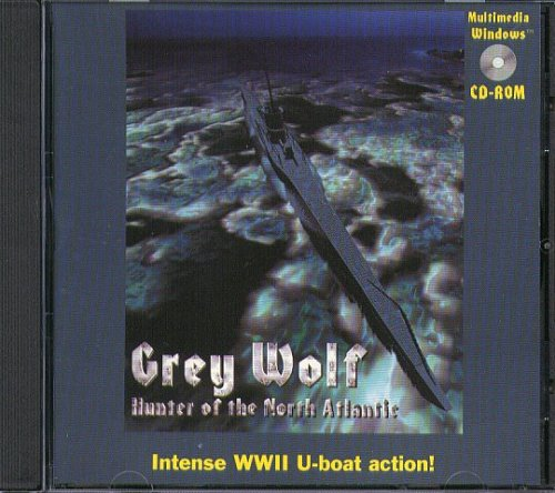 Grey Wolf: Hunter of the North Atlantic