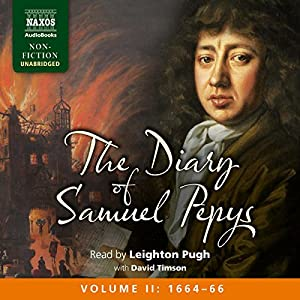 The Diary of Samuel Pepys Hörbuch