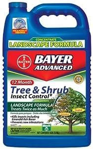 Bayer Advanced 12 Month Tree & Shrub Insect Control Landscape Formula