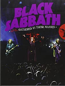Black Sabbath - Live... Gathered In Their Masses (Deluxe Edition + Blu-ray + Audio-CD) [Limited Deluxe Edition] [2 DVDs]