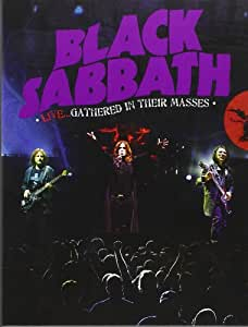 Black Sabbath Live. Gathered in Their Masses
