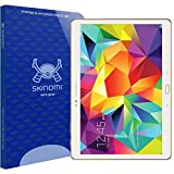 Skinomi Tech Glass - Samsung Galaxy Tab S 10.5 Glass Screen Protector with LifeTime Replacement Warranty / Ultra Thin (.33mm Thickness) Premium Tempered Glass - Crystal Clear 9H Hardness with Oleophobic Coating - 99% Clarity and Touchscreen Accuracy - Retail Packaging