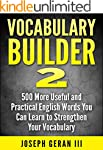 Vocabulary Builder 2: 500 More Useful...