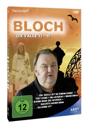 Bloch - Die Fälle 13-16 (2 DVDs) [Import allemand]