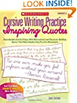 Cursive Writing Practice: Inspiring Q...
