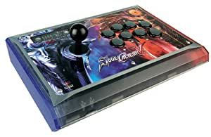 Manette arcade fight stick 'Soul Calibur V' pour PS3