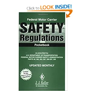 Carriage house plans federal motor carrier safety regulations for Federal motor carrier safety