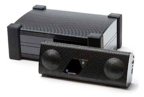 Foxl Duet - Foxl V2 Pocket Portable Speaker And Foxlo Palm Size Subwoofer