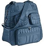 Lug Puddle Jumper Overnight Gym Bag, Ocean Blue, One Size