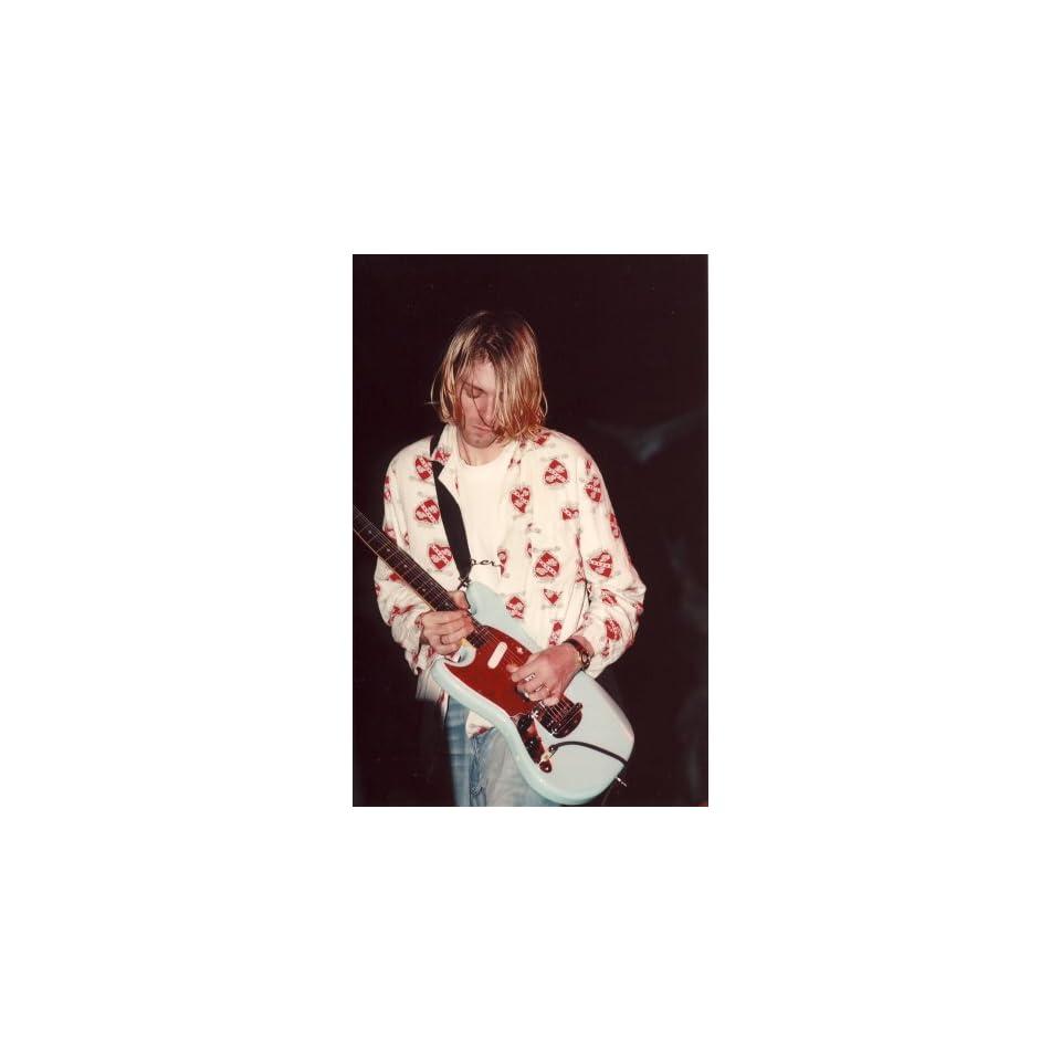 Kurt Cobain Nirvana Poster Rock n Roll Punk Music Posters 12x18