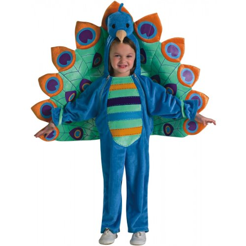 Peacock Costume - Infant