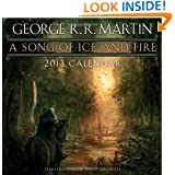 A Song of Ice and Fire 2013 Calendar