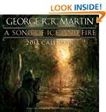 2013 A Song of Ice and Fire Calendar