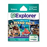 LeapFrog Explorer Learning Game Pixar Pals (works with LeapPad & Leapster Explorer) Children, Kids, Game
