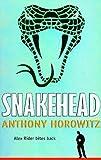 Anthony Horowitz Snakehead