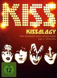 Kiss - Kissology Vol. 2: 1978-1991 [3 DVDs]