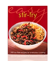 Easy Stir-Fry Recipe Book