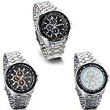 JewelryWe Herren Armbanduhr