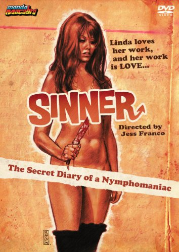 Sinner: Diary of a Nymphomaniac [DVD] [1973] [Region 1] [US Import] [NTSC]