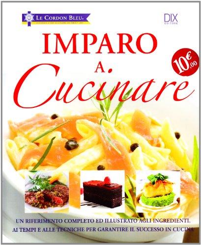 Libro imparo a cucinare di for Cucinare x bambini