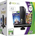 Xbox 360 4GB Console with Kinect Holi...