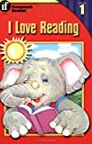 img - for I Love Reading Homework Booklet, Level 1 (Homework Booklets) book / textbook / text book