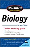 Schaum's Easy Outline of Biology, Second Edition (Schaum's Easy Outlines)