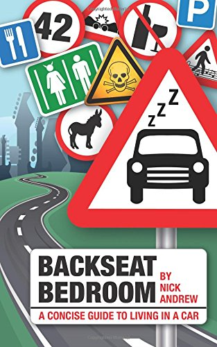 Backseat Bedroom: a concise guide to living in a car PDF