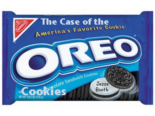 The Case of the Oreo Cookies